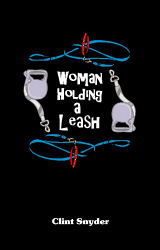 Woman Holding a Leash